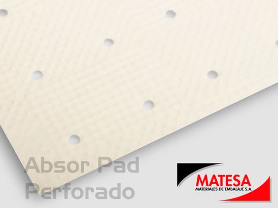 Absor-Pad-Perforado